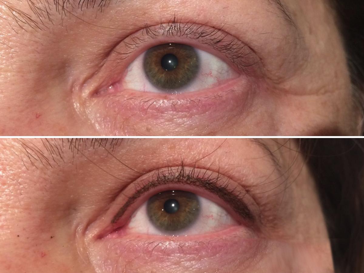 Dermopigmentation et Maquillage Permanent - yeux